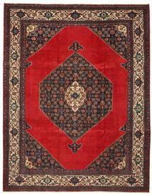 Hamadan Patina Tæppe 271X348 Ægte Orientalsk Håndknyttet Mørkebrun/Rust Stort (Uld, Persien/Iran)