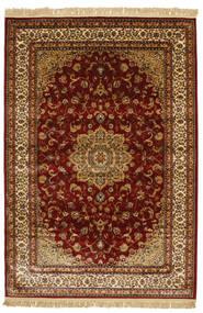 Nahal - Rust Tæppe 160X230 Moderne Mørkebrun/Brun/Lysebrun ( Tyrkiet)