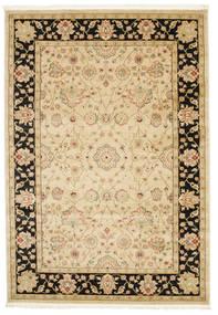 Farahan Ziegler - Beige Tæppe 160X230 Orientalsk Beige/Lysebrun/Mørk Beige ( Tyrkiet)