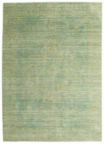 Maharani - Grøn Tæppe 140X200 Moderne Lysgrøn/Olivengrøn ( Tyrkiet)