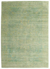 Maharani - Grøn Tæppe 200X300 Moderne Lysgrøn/Olivengrøn ( Tyrkiet)