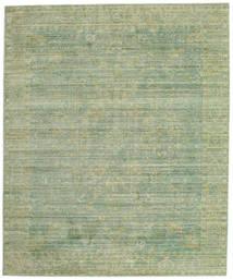 Maharani - Grøn Tæppe 200X250 Moderne Lysgrøn/Olivengrøn/Pastel Grøn ( Tyrkiet)