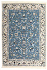 Nain Florentine - Lyseblå Tæppe 250X350 Orientalsk Lysegrå/Blå/Beige Stort ( Tyrkiet)