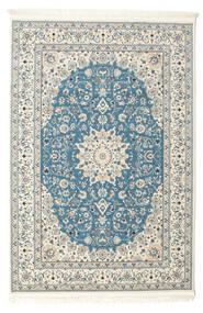 Nain Emilia - Lyseblå Tæppe 120X180 Orientalsk Lysegrå/Beige ( Tyrkiet)