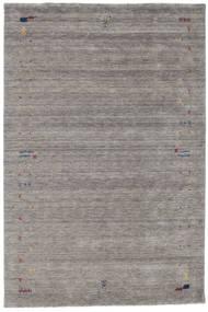 Gabbeh Loom Frame - Grå Tæppe 190X290 Moderne Lysegrå/Mørkegrå (Uld, Indien)