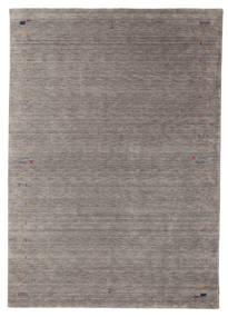 Gabbeh Loom Frame - Grå Tæppe 240X340 Moderne Lysegrå/Mørkegrå (Uld, Indien)