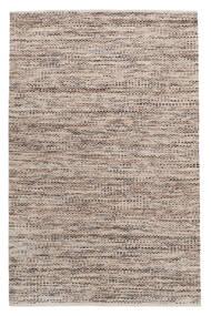Pebbles - Brun Mix Tæppe 160X230 Ægte Moderne Håndvævet Lysegrå/Beige ( Indien)