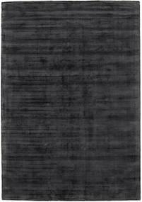 Tribeca - Kulgrå Tæppe 160X230 Moderne Mørkegrå ( Indien)