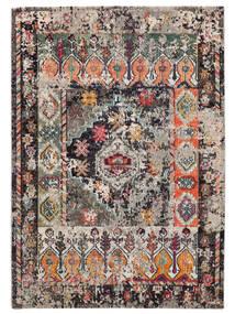 Cassiopeia - Vintage Tæppe 240X340 Moderne Lysegrå/Mørkeblå ( Tyrkiet)