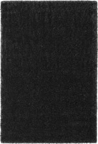 Lotus - Mørkegrå Tæppe 200X300 Moderne Sort ( Tyrkiet)