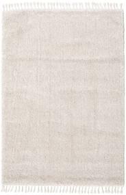 Boho - Natural Tæppe 160X230 Moderne Lysegrå/Hvid/Creme ( Tyrkiet)