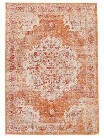 Nadia - Orange Tæppe 160X230 Moderne Lysebrun/Brun ( Tyrkiet)