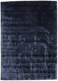 Brooklyn - Midnatsblå Tæppe 160X230 Moderne Mørkeblå/Blå ( Indien)