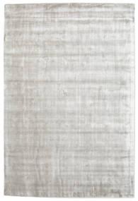 Broadway - Sølv Hvid Tæppe 160X230 Moderne Lysegrå/Hvid/Creme ( Indien)