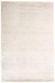 Grace Tæppe 200X300 Ægte Moderne Håndknyttet Lysegrå/Hvid/Creme/Beige ( Indien)