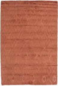 Soho Soft - Terracotta Tæppe 170X240 Moderne Rød/Mørkerød (Uld, Indien)