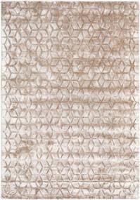 Diamond - Soft_Beige Tæppe 160X230 Moderne Lysegrå/Hvid/Creme ( Indien)