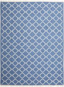 London - Blå/Råhvid Tæppe 300X400 Ægte Moderne Håndvævet Blå/Beige Stort (Uld, Indien)