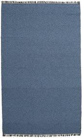 Comfort - Blå Tæppe 150X250 Moderne Blå/Mørkeblå ( Sverige)