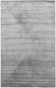 Illusion - Grå Tæppe 300X400 Moderne Lysegrå/Mørkegrå Stort ( Tyrkiet)