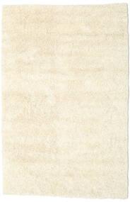Serenity - Råhvid Tæppe 160X230 Ægte Moderne Håndknyttet Beige/Hvid/Creme (Uld, Indien)