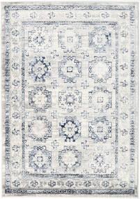Menara Everyday - Grå/Blå Tæppe 160X230 Moderne Lysegrå/Hvid/Creme ( Tyrkiet)
