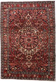 Bakhtiar Tæppe 215X306 Ægte Orientalsk Håndknyttet Mørkerød/Mørkebrun (Uld, Persien/Iran)