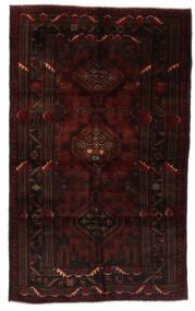 Beluch Tæppe 109X181 Ægte Orientalsk Håndknyttet Mørkerød (Uld, Afghanistan)