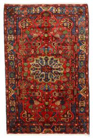 Nahavand Old Tæppe 150X235 Ægte Orientalsk Håndknyttet (Uld, Persien/Iran)