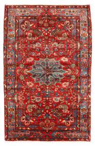 Nahavand Old Tæppe 151X235 Ægte Orientalsk Håndknyttet (Uld, Persien/Iran)
