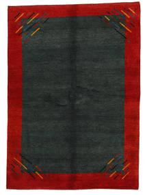 Gabbeh Indisk Tæppe 171X239 Ægte Moderne Håndknyttet Mørkegrøn/Rust (Uld, Indien)
