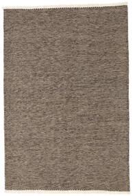 Kelim Tæppe 103X150 Ægte Orientalsk Håndvævet Lysegrå/Brun (Uld, Persien/Iran)